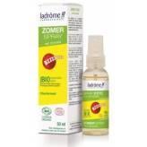 Spray Anti-Moustiques à base d'huiles essentielles Bio 50 ml - Ladrôme