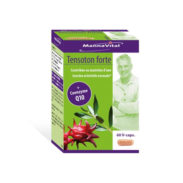 Tensoton 60 comprimés - Mannavital