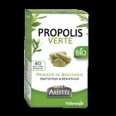 Propolis verte BIO de Baccharis 40 gélules - Aristée
