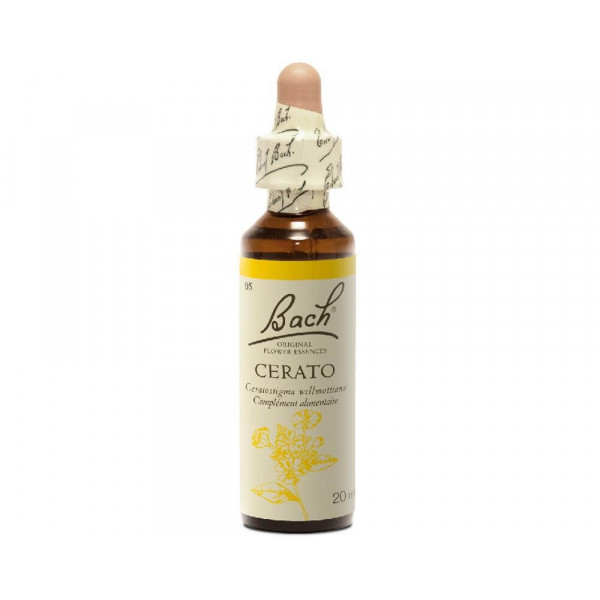 Cerato 20 ml - N°5 Bach original