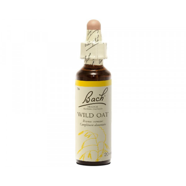 Wild Oat 20 ml- N° 36 Bach original