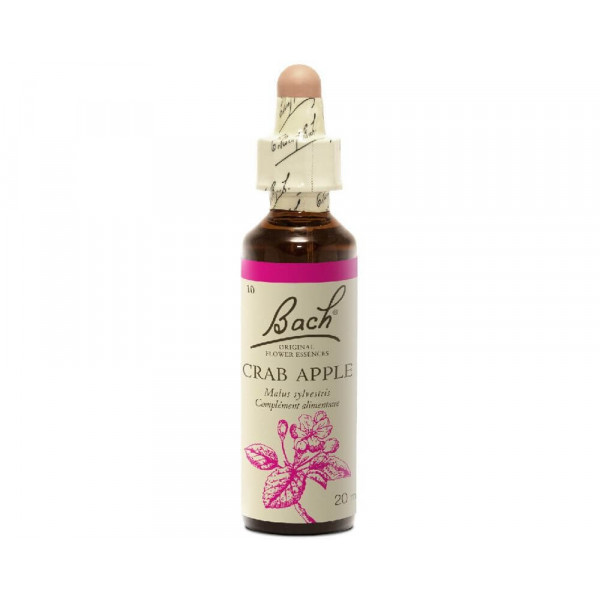 Crab Apple 20 ml - N° 10 Bach original