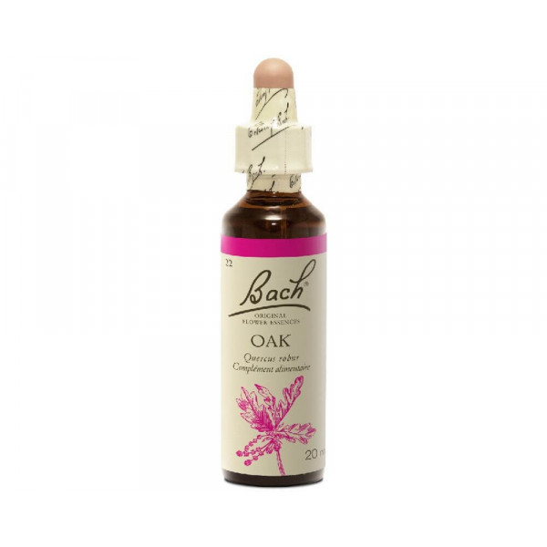 Oak 20 ml - N° 22 Bach original