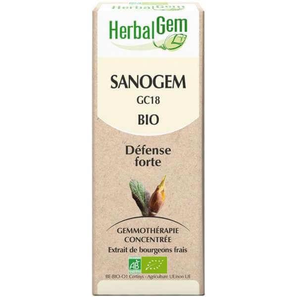 Sanogem Spray 10 ml Bio - Herbalgem - GC18