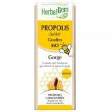 Propolis Junior Gorge en gouttes Bio - Herbalgem