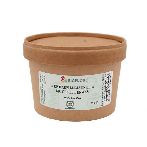 Cire d'abeille Bio 50 gr - Bioflore
