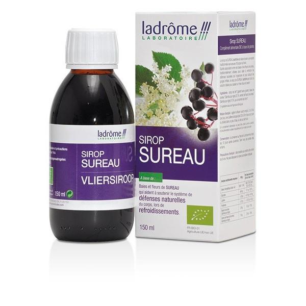 Sirop de Sureau Bio 150 ml - Ladrôme