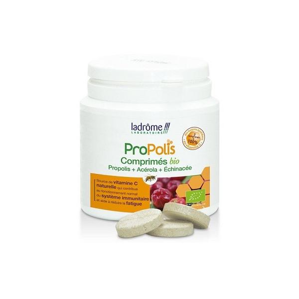 Propolis Acérola Echinacée 40 comprimés Bio - Ladrôme
