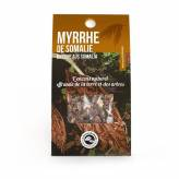 Myrrhe de Somalie Résine Aromatique 40 gr - Encens du Monde