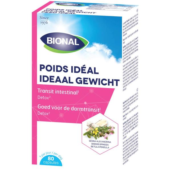 Poids Idéal Bional 80 capsules Bional
