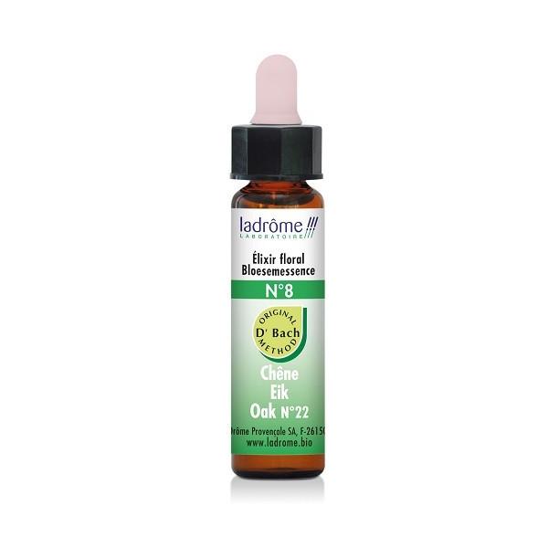 Oak 10 ml - N° 22 Fleur de Bach - Ladrôme