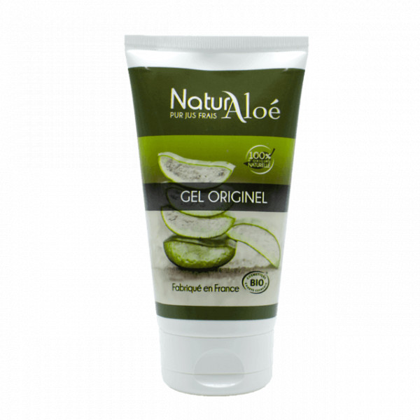 Aloe vera Gel originel BIO 150 ml - Natur Aloé