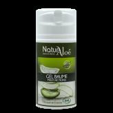 Gel-Baume d'Aloe vera BIO 50 ml - Natur Aloe