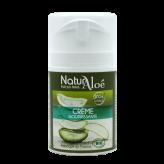 Crème de jour nourrissante Aloe vera BIO 50 ml - Natur Aloé