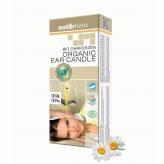 Bougies d'oreilles Camomille 10 pièces BIO - Naturhelix