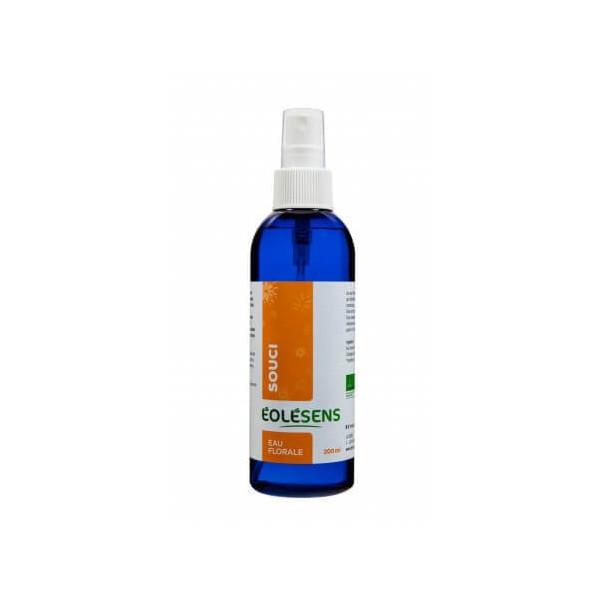 Hydrolat de Calendula (Eau florale de Souci) Bio 200 ml - Eolesens