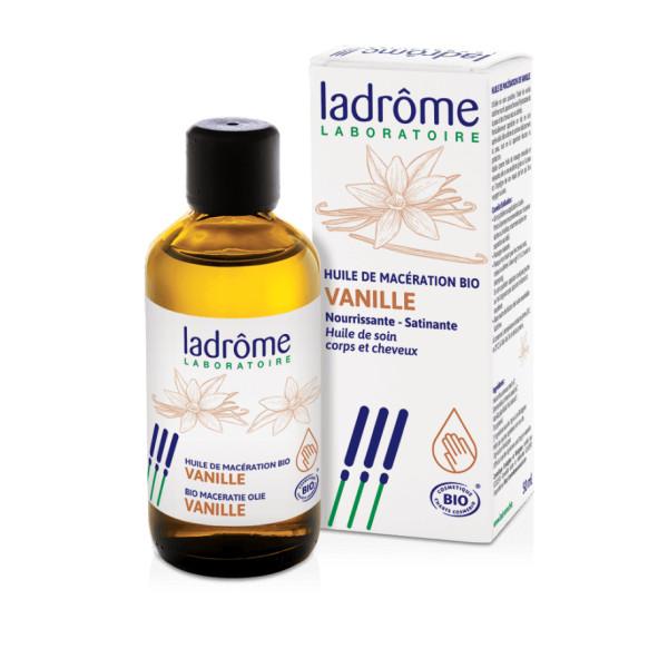 Huile de Vanille Bio 50 ml - Ladrôme