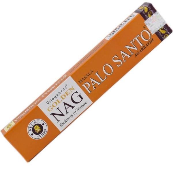 Encens en baguette - Nag Champa Palo Santo 15 gr - Satya