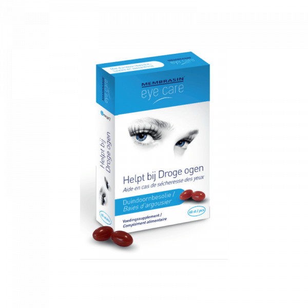 Membrasin Eye Care 60 capsules - TS Products