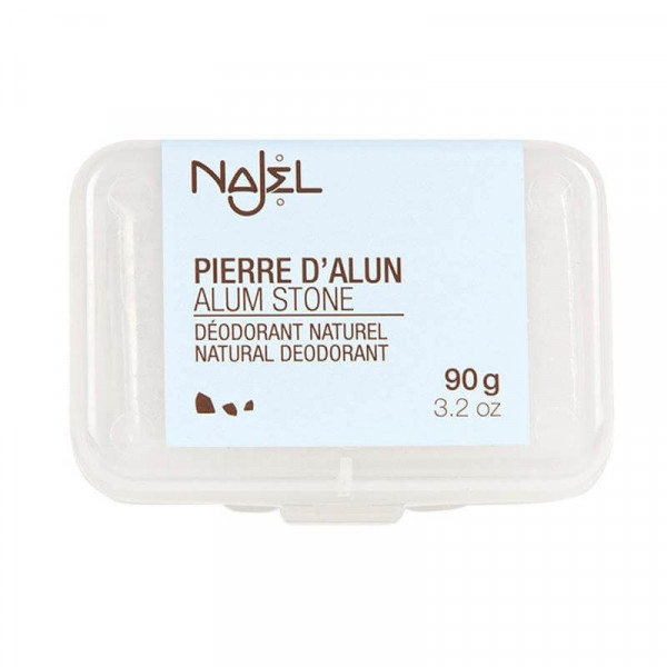 Pierre d'Alun déodorant naturel 90g - Najel
