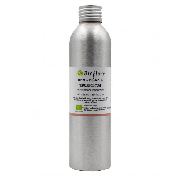 Hydrolat de Thym à tujanol BIO 200 ml - Bioflore