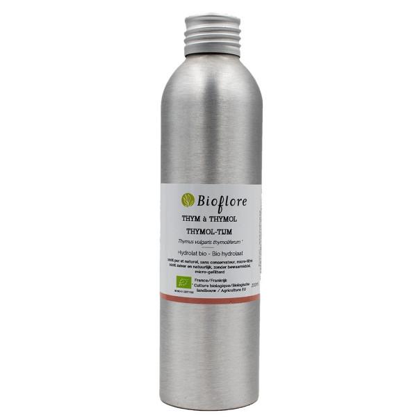 Hydrolat de Thym à thymol BIO 200 ml - Bioflore