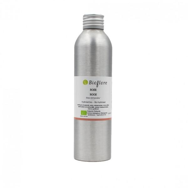 Hydrolat de Rose de Damas BIO 200 ml - Bioflore