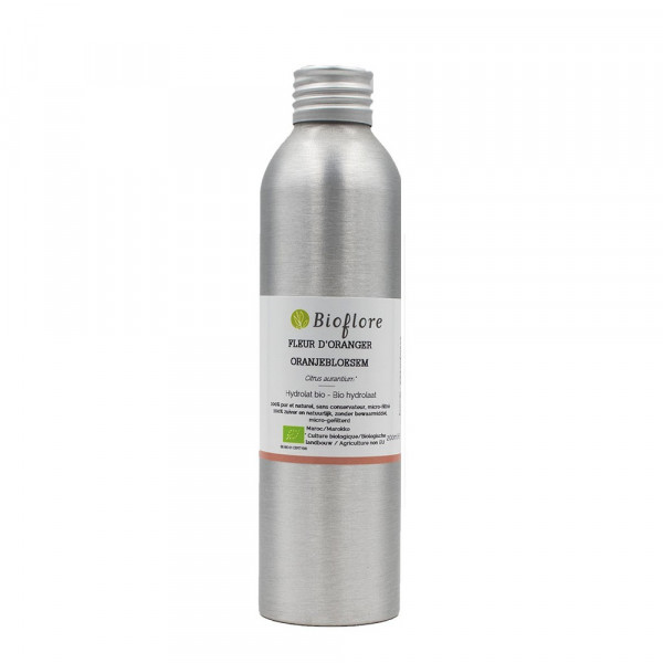 Hydrolat de Fleur d'oranger BIO 200 ml - Bioflore