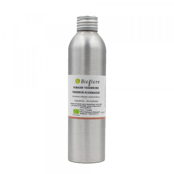 Hydrolat de Romarin à verbénone BIO 200 ml - Bioflore