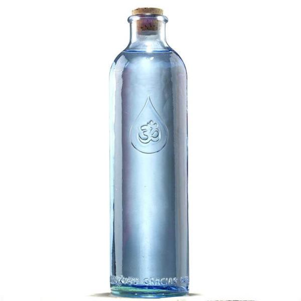 Bouteille en verre Gratitude 1200 ml - OmWater Design