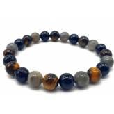 Bracelet en pierres Méditation - 8 mm - Lithothérapie