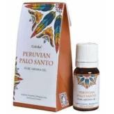 Huile parfumée - Palo Santo 10 ml - Goloka