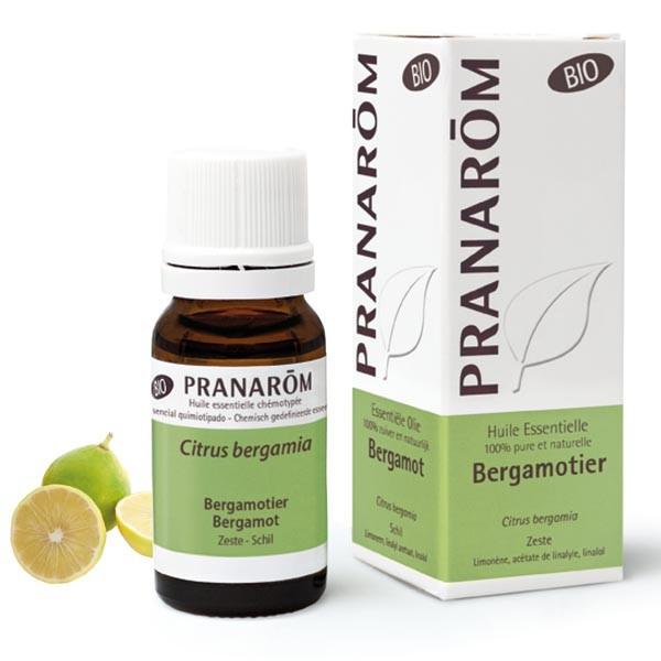 Huile Essentielle - Bergamote (z) 10 ml Bio - Pranarôm