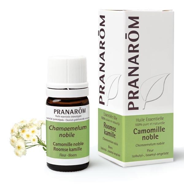 Huile Essentielle - Camomille noble (Romaine) 5 ml - Pranarôm