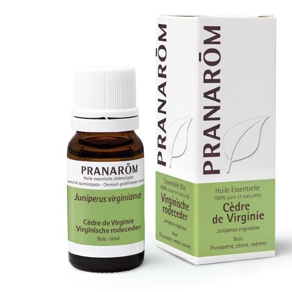 Huile essentielle Cèdre de Virginie 10 ml - Pranarôm