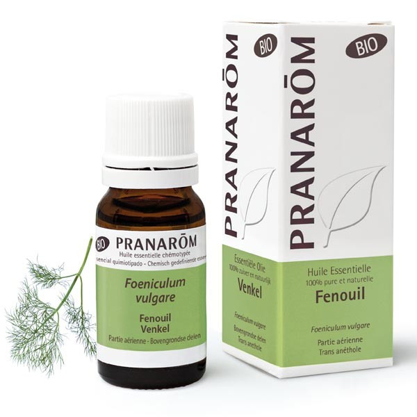 Huile Essentielle - Fenouil Bio 10 ml - Pranarôm