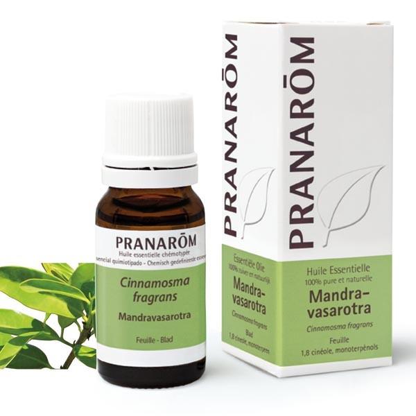 Huile essentielle - Mandravasarotra (Saro) 10 ml - Pranarôm