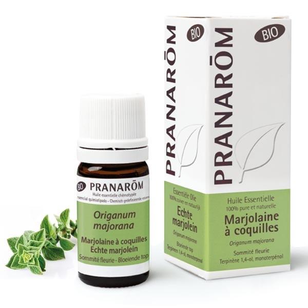Huile Essentielle - Marjolaine à coquilles 5 ml BIO - Pranarôm