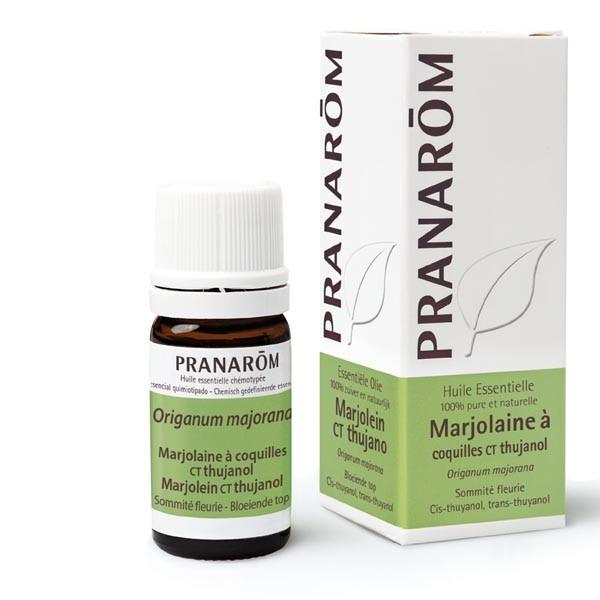 Huile Essentielle - Marjolaine à coquilles CT Thujanol 5 ml - Pranarôm