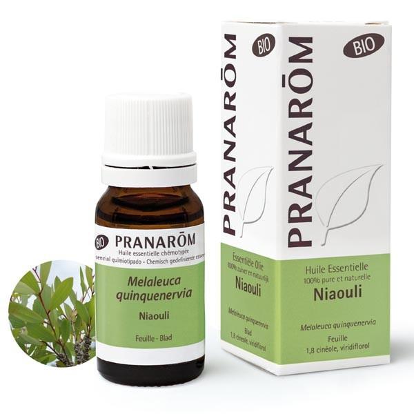 Huile Essentielle - Niaouli 10 ml BIO - Pranarôm