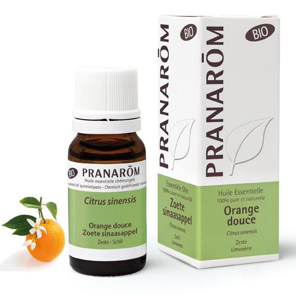 Huile Essentielle - Orange douce 10 ml BIO - Pranarôm