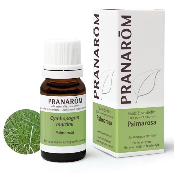 Huile Essentielle - Palmarosa 10 ml - Pranarôm