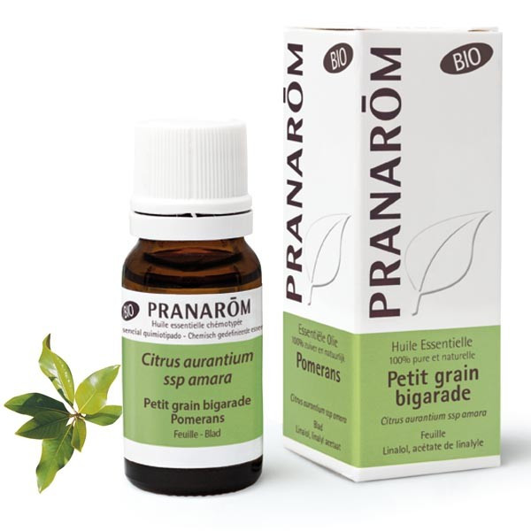 Huile Essentielle - Petit grain Bigarade (fe) 10 ml BIO - Pranarôm