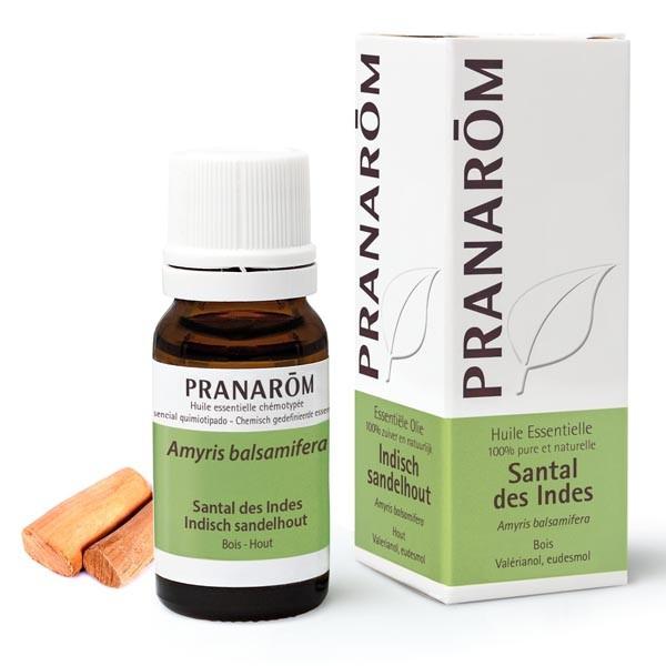 Huile Essentielle - Santal des Indes 10 ml - Pranarôm