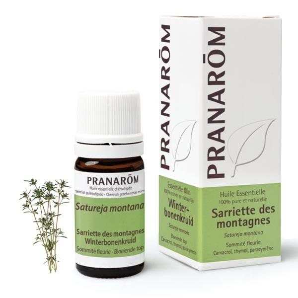 Huile Essentielle - Sarriette des montagnes 5 ml - Pranarôm