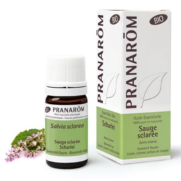 Huile Essentielle - Sauge sclarée 5 ml BIO - Pranarôm
