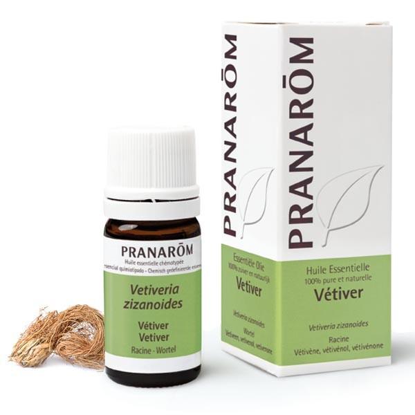Huile essentielle - Vétiver 5ml - Pranarôm