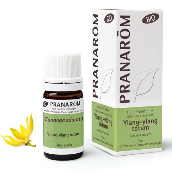 Huile Essentielle - Ylang Ylang totum 5 ml BIO - Pranarôm