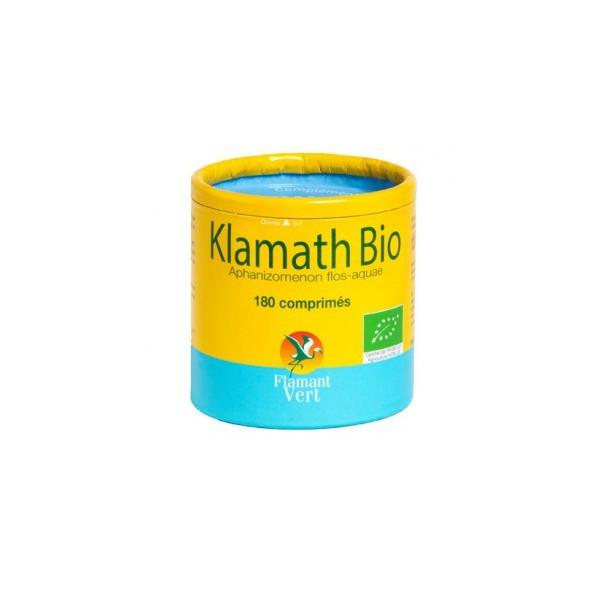 Klamath (Afa-Klamath) 120 comprimés de 500 mg - Bio - Flamant vert