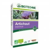 Artichaut Bio 20 ampoules - Biotechnie